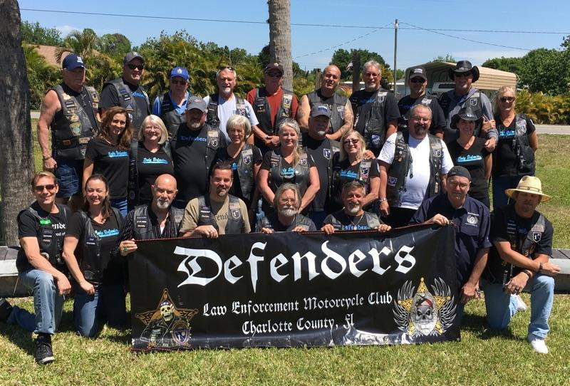 Charlotte County Defenders Group Photo