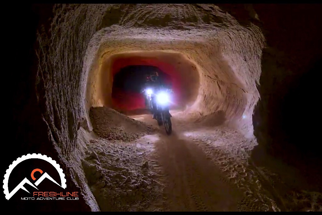 Freshline Moto Adventure Club Cave Motorcycle Ride
